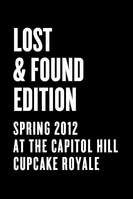 Lost & Found Edition